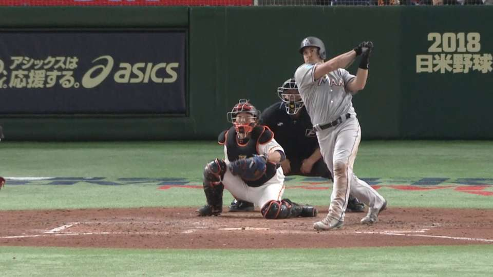 Realmuto's solo jack to right