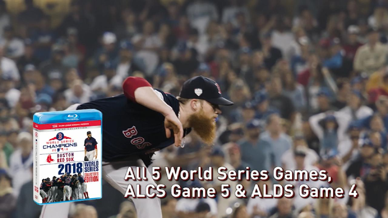 56ca3b964 2018 World Series Documentary Premiere presented by Mastercard®. Major  League Baseball ...