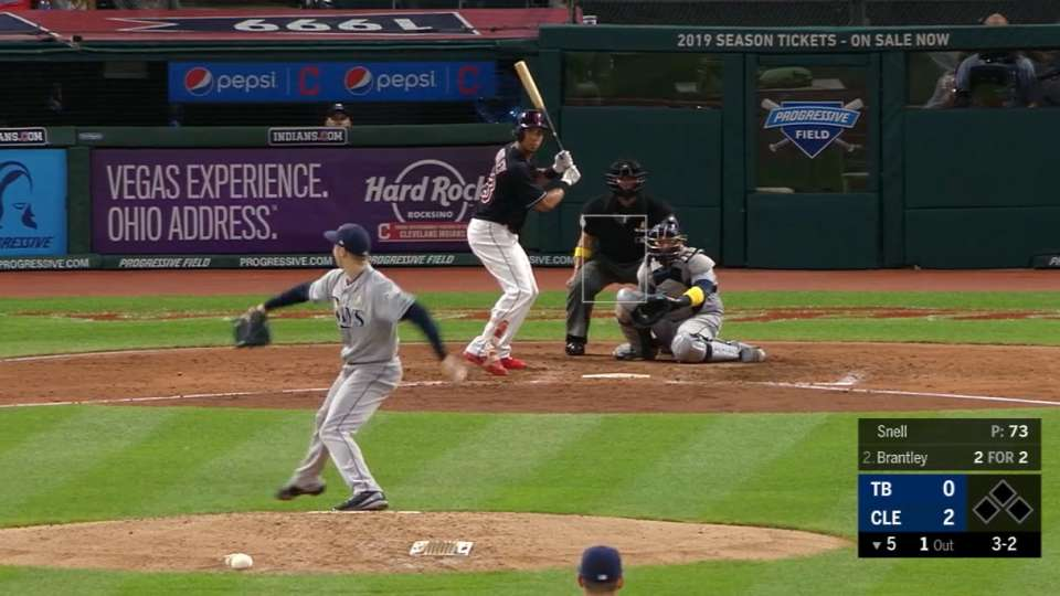 MLB Tonight: Snell wins Cy Young