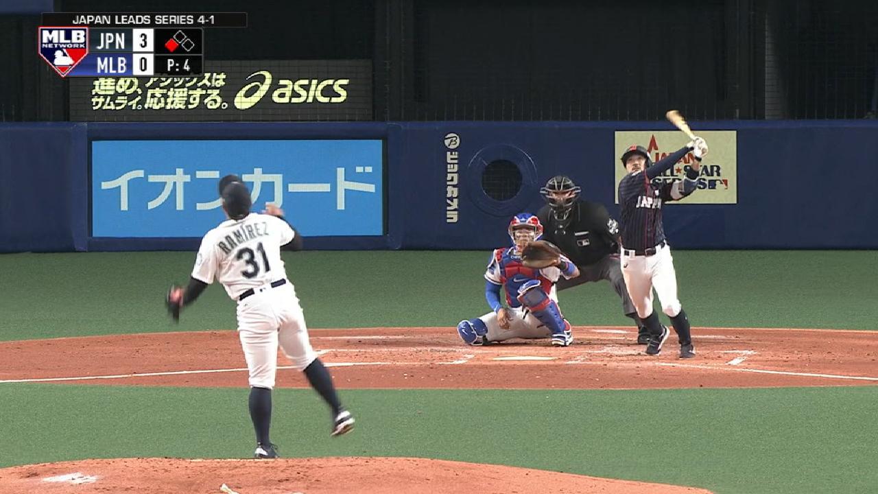 /grandes-ligas/203-japon-derrota-a-la-representacion-de-grandes-ligas-para-ganar-la-serie-de-exhibicion-5-1