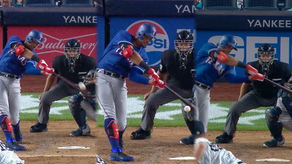 Guzman's epic 3-homer game