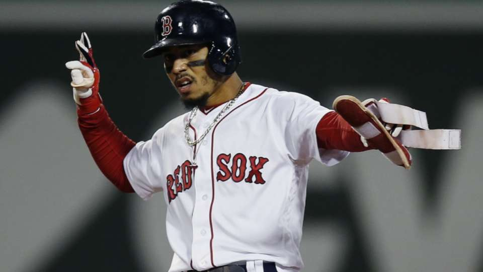 Betts on an amazing overall year