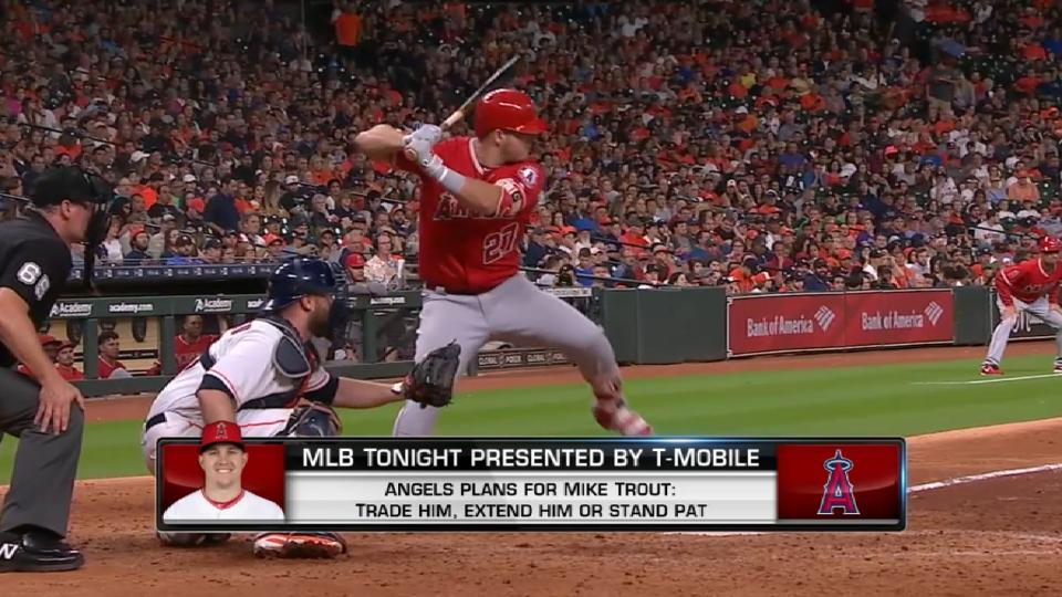 What could Trout's future hold?