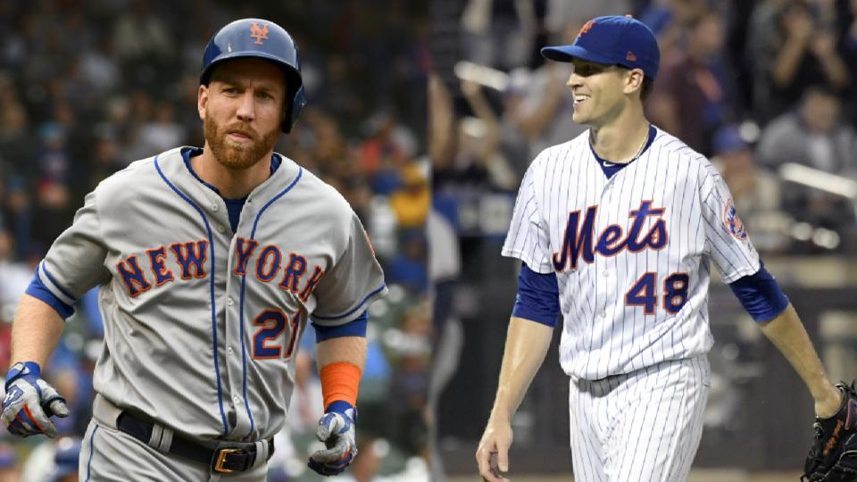 Frazier on deGrom's Cy Young