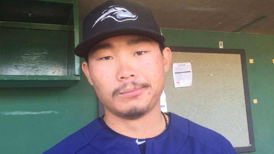 Hiura on Fall League takeaways