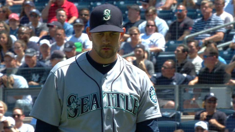 Paxton on joining Yankees
