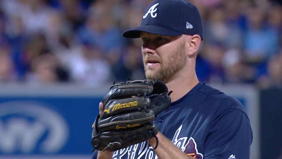 Venters is NL Comeback Player