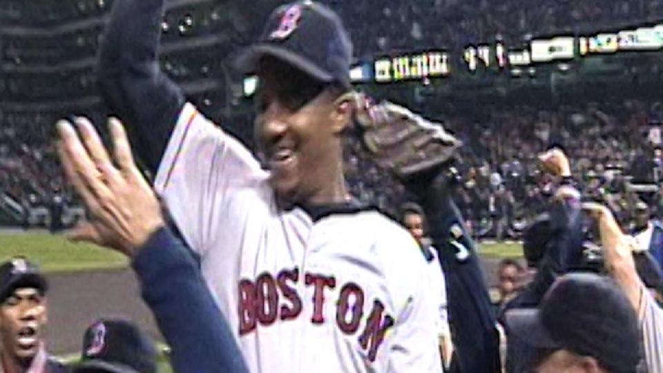 Red Sox: Martinez, No. 45