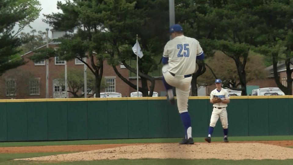 Royals draft RHP Bowlan No. 58