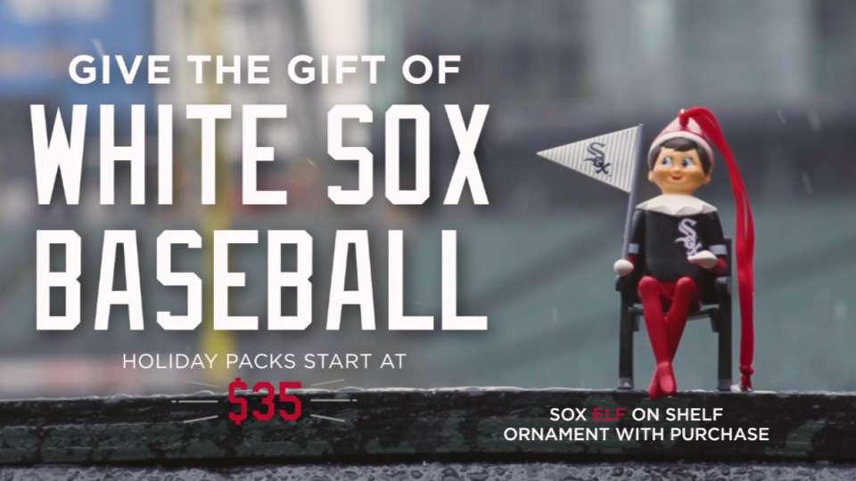 White Sox Holiday Packs