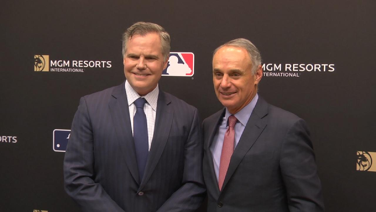 MLB, MGM announce partnership
