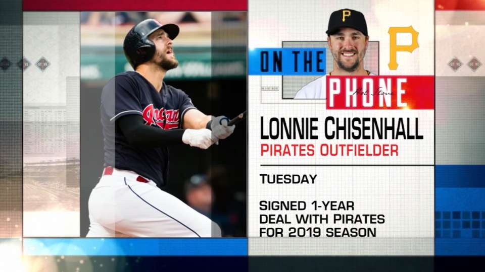 Hot Stove: Lonnie Chisenhall