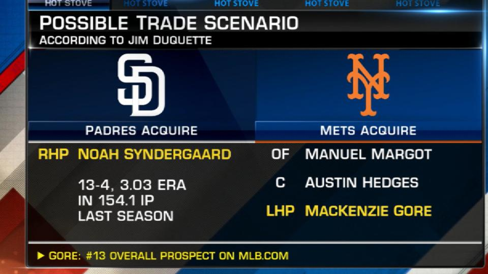 Padres could deal for Thor