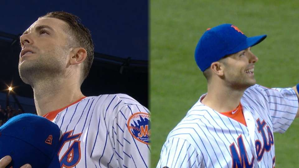 Wright's emotional start