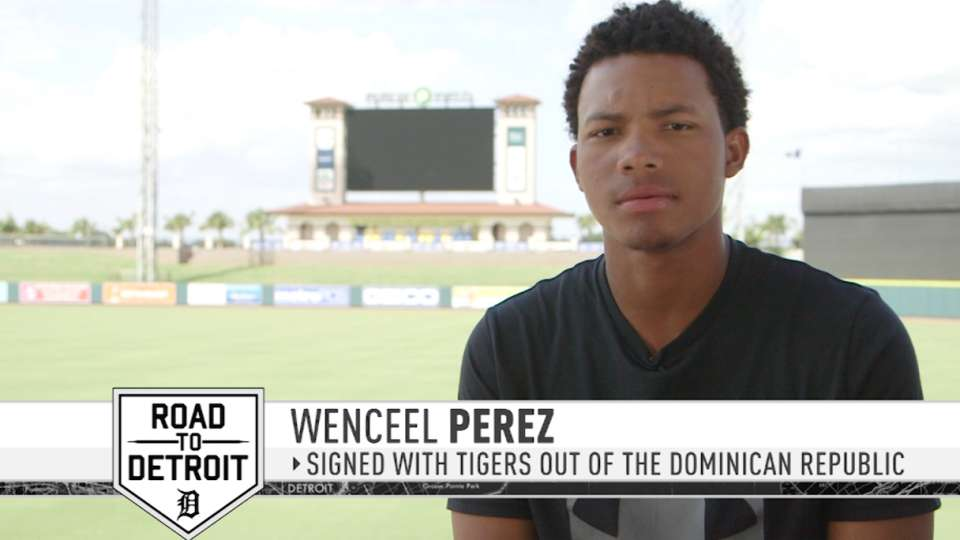 Road to Detroit: Wenceel Perez