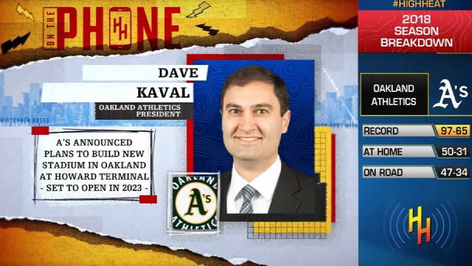 Dave Kaval joins High Heat