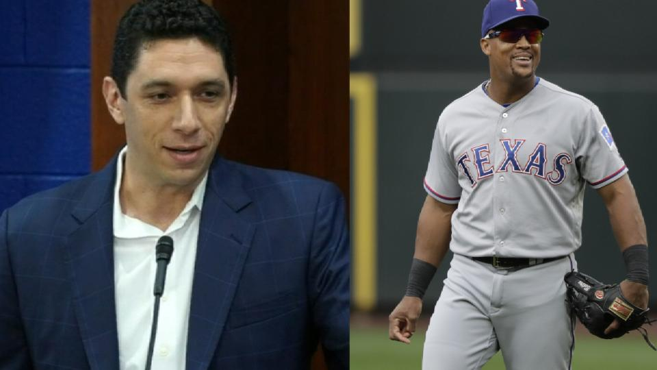 Daniels on Beltre faking him out
