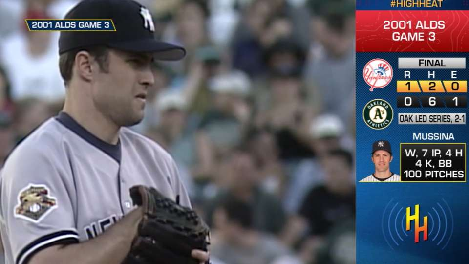 High Heat: Mike Mussina