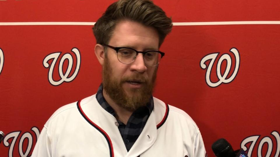 Doolittle looks ahead to 2019