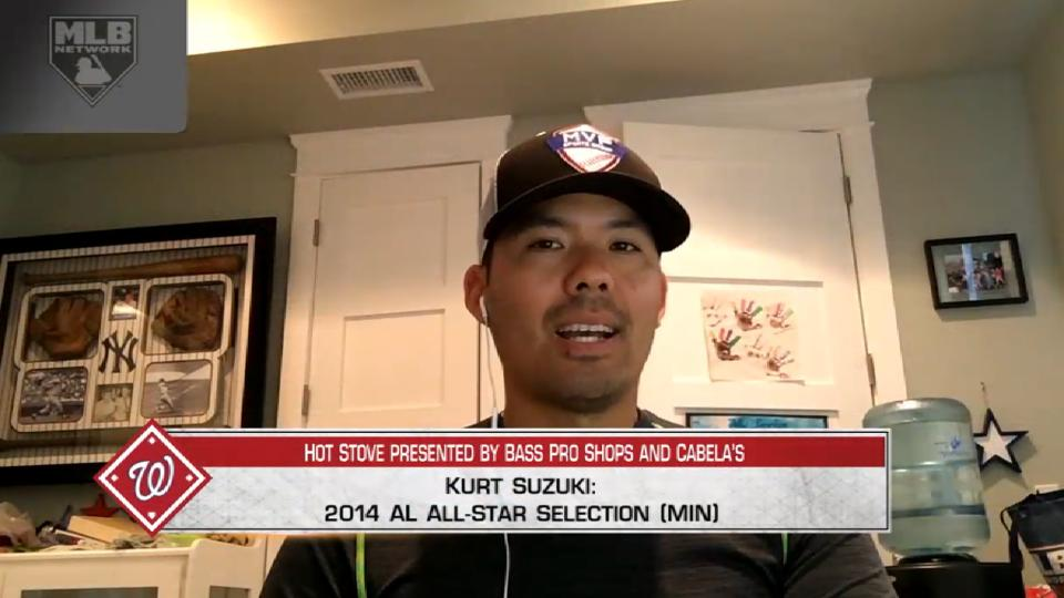 Hot Stove: Kurt Suzuki