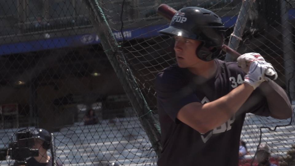 Kelenic on joining Mariners