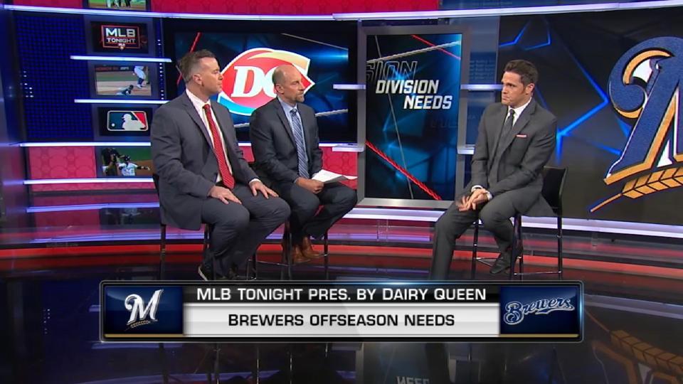 MLB Tonight on Brewers' needs