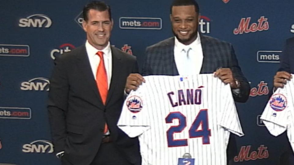 Cano on joining the Mets