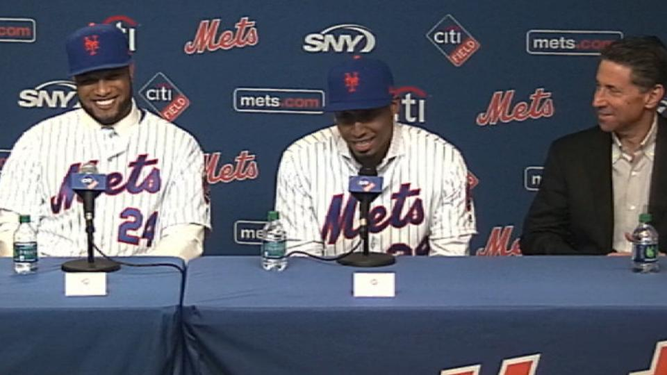 Diaz on being a Met