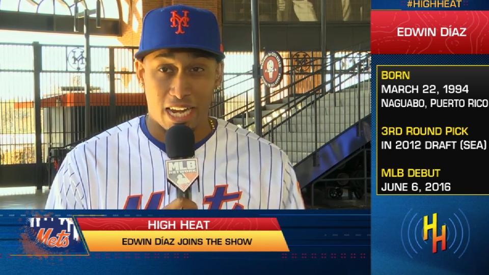 High Heat: Edwin Diaz