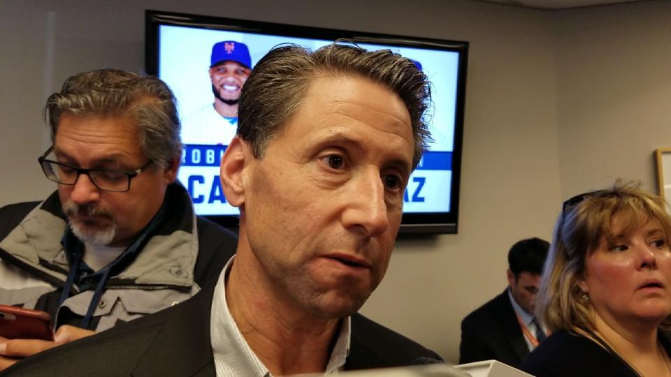 Wilpon on trade, Van Wagenen