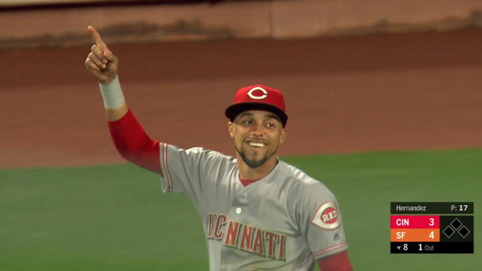 What's next for Billy Hamilton?