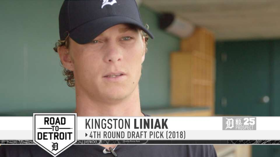 Road to Detroit: Kingston Liniak