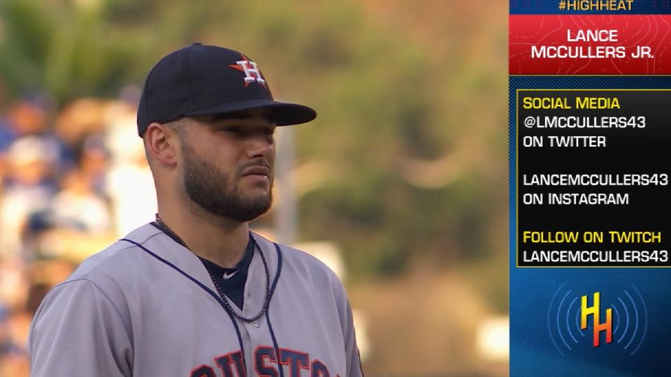 McCullers on Tommy John recovery
