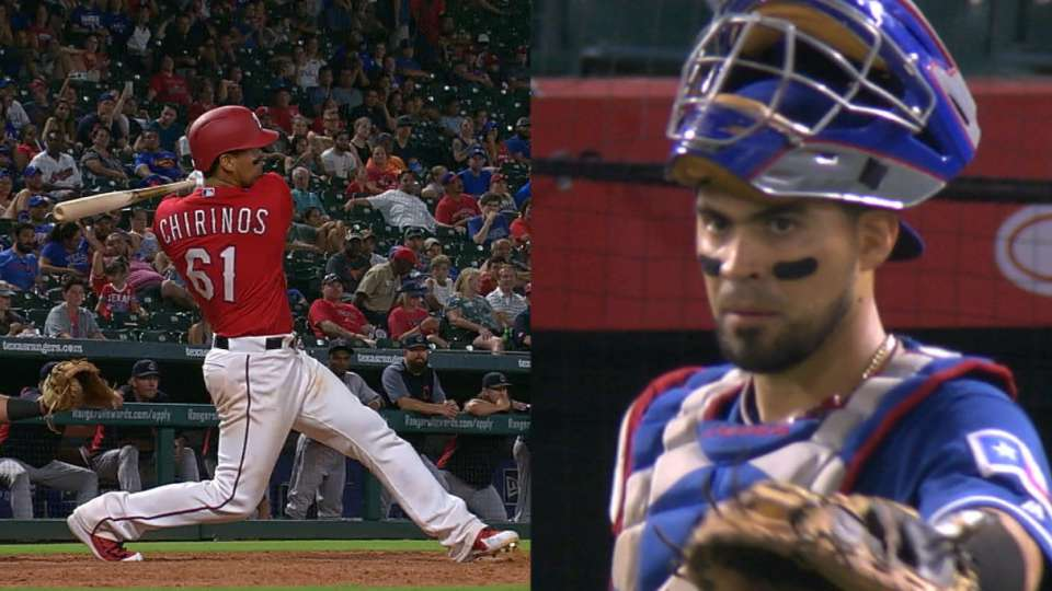 Chirinos agrees with Astros