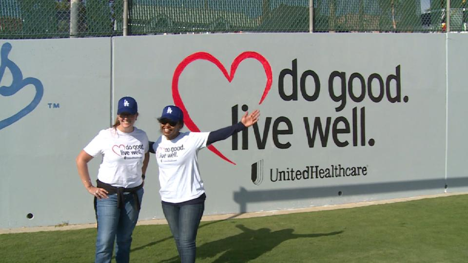 Dodgers and UnitedHealthcare Day
