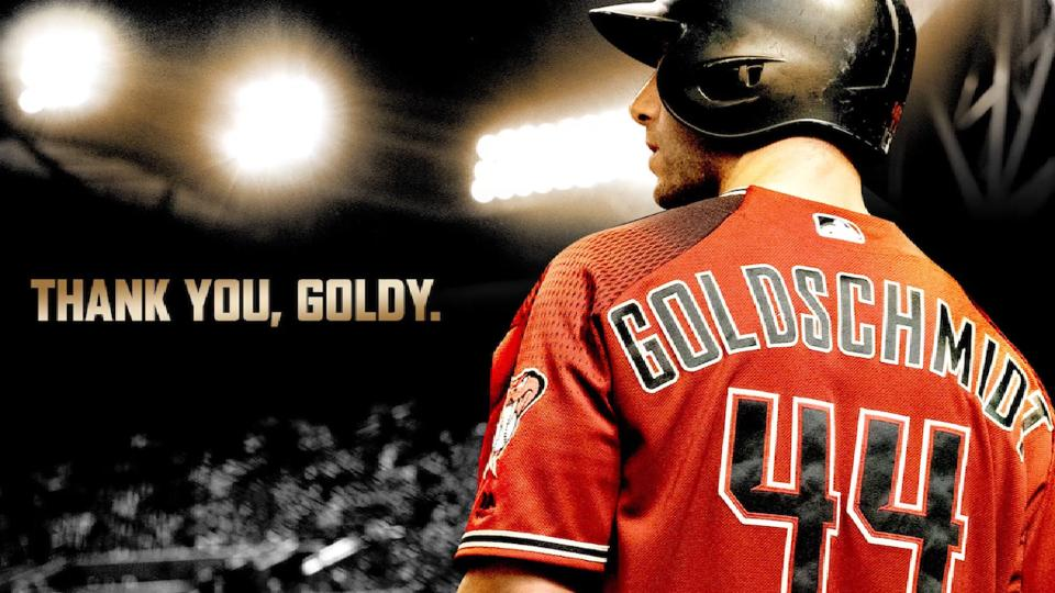 Thank you, Goldy