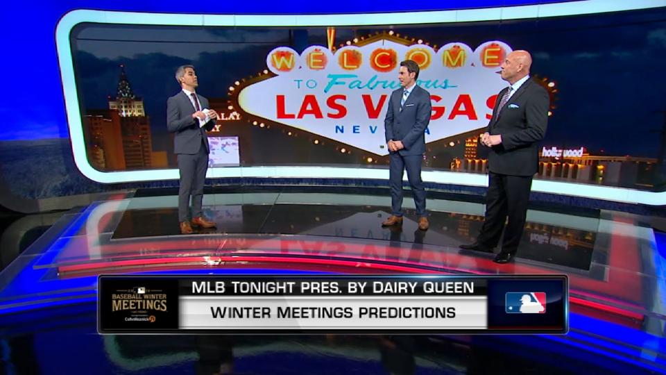 MLB Tonight: Winter Meetings