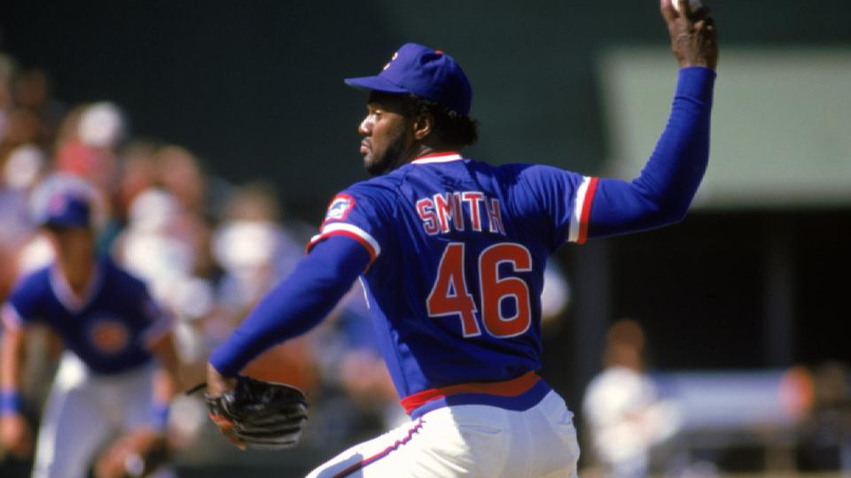 Lee Smith to enter Hall of Fame