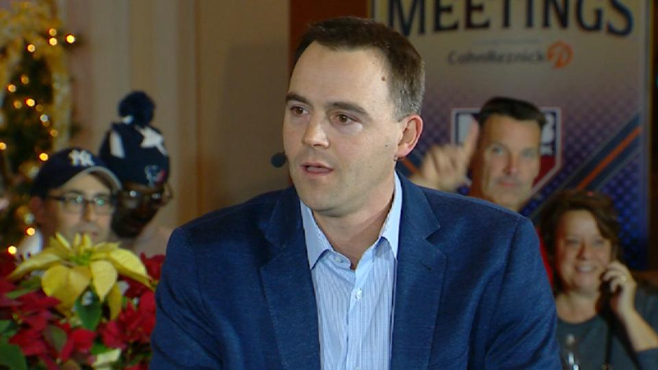 Klentak on Phillies' offseason
