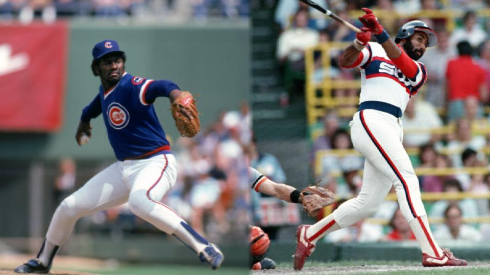 Smith, Baines to enter HOF