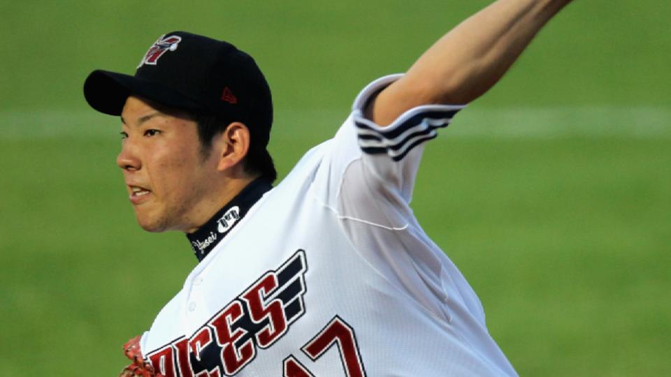 Kikuchi's future in the Majors