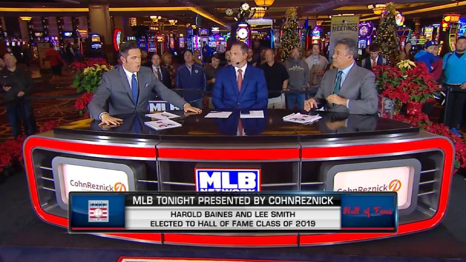 MLB Tonight: HOF discussion