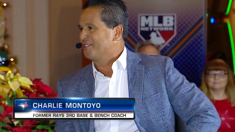 MLB Tonight: Charlie Montoyo