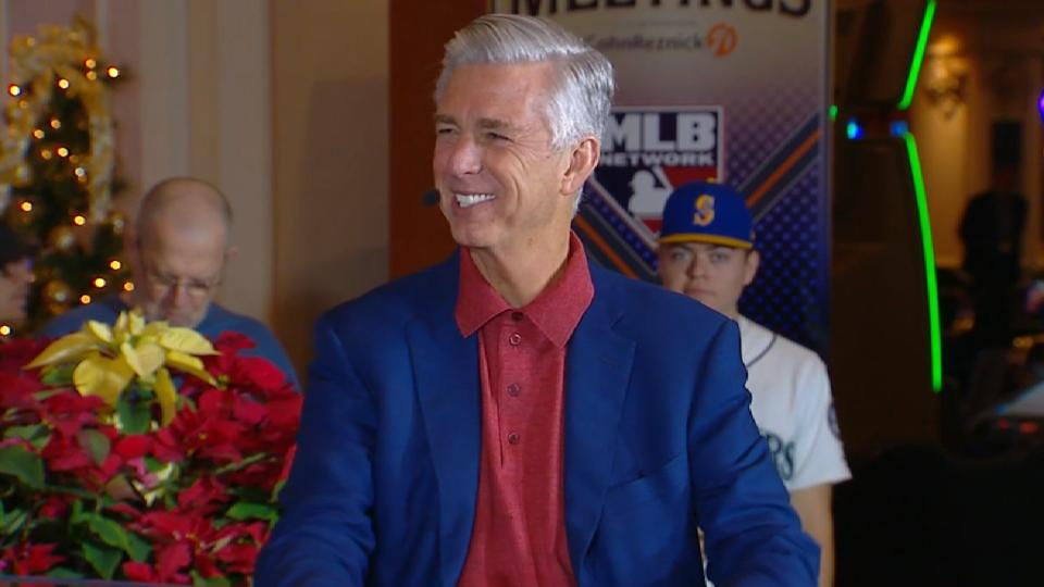 MLB Tonight: Dave Dombrowski