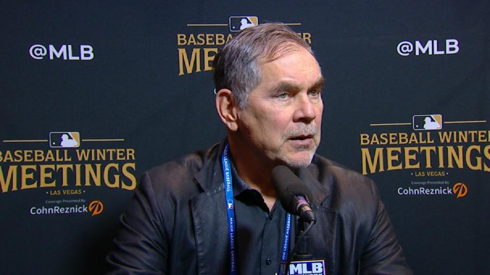 Bochy on using creative strategy