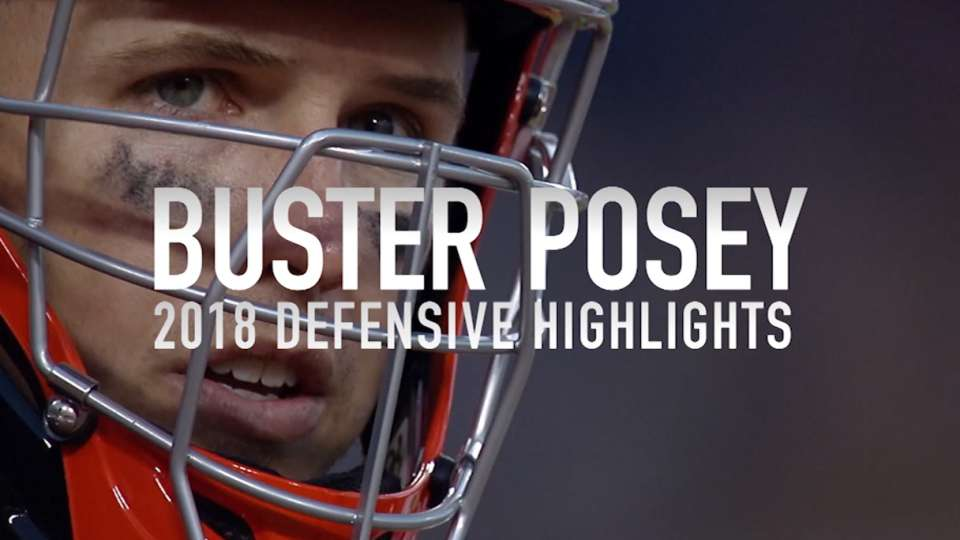Posey's best defense of 2018