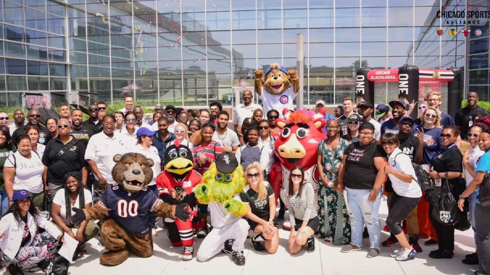 Chicago Sports Alliance in 2019