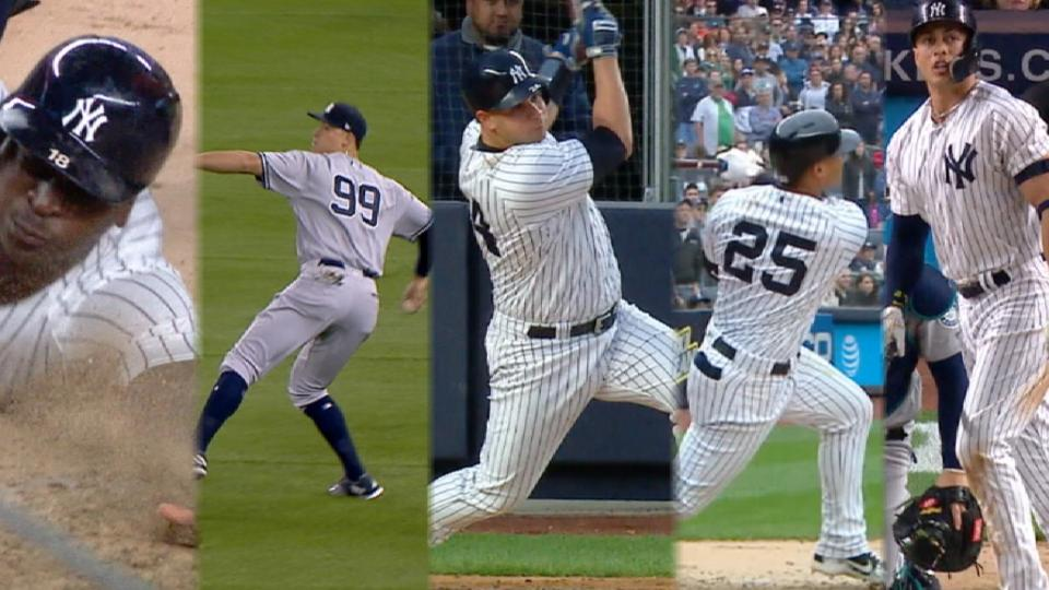 Must C: Best of the Yankees
