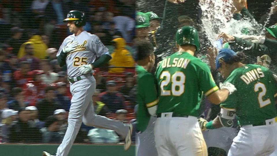 Must C: Best of the A's
