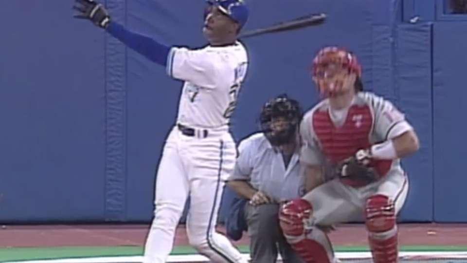 White's game-tying homer